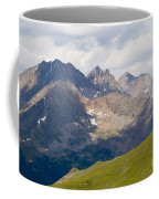 Alpine Tundra And The Colorado Continental Divide Coffee Mug