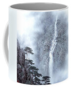 Alpine Waterfall Coffee Mug