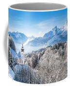 Alpine Winterdreams Coffee Mug