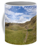 Alport Castles, Derbyshire, England Coffee Mug