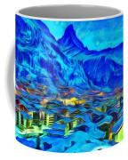 Alps Of Switzerland - Pa Coffee Mug