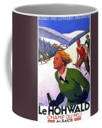 Alsace, Lorraine Railways, France Coffee Mug