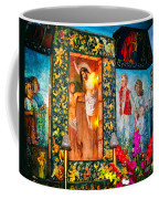 Altar Painted By Famous John Walach Coffee Mug