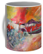Altea Harbour Spain Coffee Mug