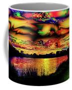 Alternative Cloud Design Coffee Mug