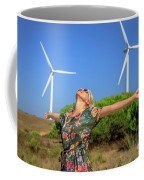 Alternative Energy Concept Coffee Mug