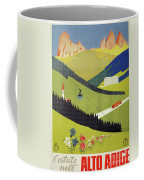 Alto Adige South Tyrol Coffee Mug
