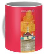 Always A Beacher Coffee Mug