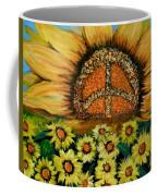 Always Face The Sun Coffee Mug