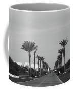 Alys Beach Entrance Coffee Mug by Megan Cohen