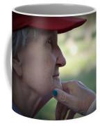 Alzheimer's The Aging Of A Lady Coffee Mug