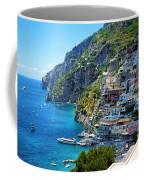 Amalfi Coast, Positano, Italy Coffee Mug