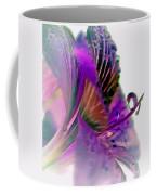Amaryllis Butterfly II Coffee Mug