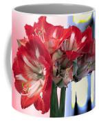 Amaryllis Fantasy Coffee Mug