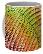 Amaumau Fern Frond Coffee Mug