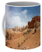 Amazing Mountains In National Park  Coffee Mug