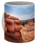 Amazing Rock Formations At Kodachrome Basin State Park, Usa. Coffee Mug