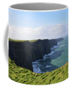 Amazing Scenic Views Of The Cliff's Of Moher Coffee Mug
