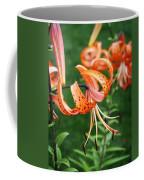 Amazing Tiger Lily Coffee Mug