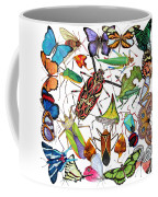 Amazon Insects Coffee Mug