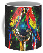 Amazon Parrotts Coffee Mug