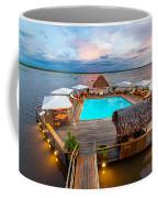 Amazon Swimming Pool Coffee Mug