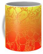 Amber Crackle Coffee Mug