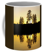 Amber Sunset Coffee Mug