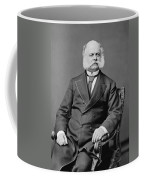 Ambrose Burnside And His Sideburns Coffee Mug
