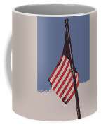 Amercan Flag Coffee Mug