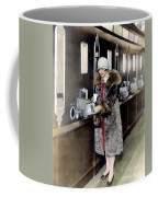 America: Automat, C1925 Coffee Mug