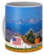 America The Beautiful Coffee Mug