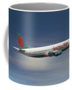 America West Boeing 737-300 Coffee Mug