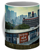 America Will Not Forget Coffee Mug