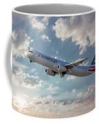 American Airlines A321-231 N917uy Coffee Mug