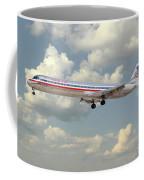 American Airlines Md-80 Coffee Mug