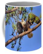 American Bald Eagle 3 Coffee Mug