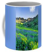 American Basin In Bloom Coffee Mug