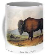 American Buffalo, 1846 Coffee Mug