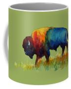 American Buffalo IIi Coffee Mug by Hailey E Herrera