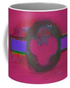 American Cats And Poppies Coffee Mug