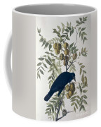 American Crow Coffee Mug by John James Audubon