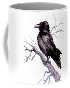 American Crow Coffee Mug