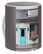 American Curtain  Coffee Mug
