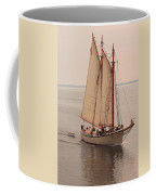 American Eagle Sail Coffee Mug