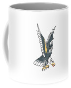 American Eagle Tattoo Coffee Mug