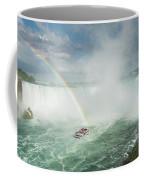 Horseshoe Waterfall At Niagara Falls Coffee Mug