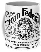 American Federationist Coffee Mug
