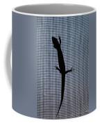 American Five-lined Skink Coffee Mug