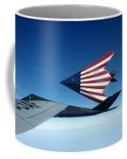American Flag F 117 Nighthawks Coffee Mug
